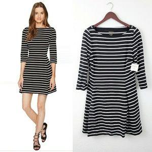 NWT Kate Spade Broome Street striped dress Large